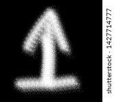 creative art arrow icon sign... | Shutterstock . vector #1427714777