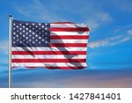 independence day. usa... | Shutterstock . vector #1427841401