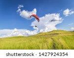 Paraglider , Glide fly in Brasil