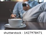 business  technology and people ... | Shutterstock . vector #1427978471