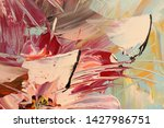 Impressionistic Oil Painting Of ...