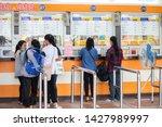 bangkok  thailand  jun 16  2019 ... | Shutterstock . vector #1427989997