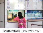 bangkok  thailand  jun 16  2019 ... | Shutterstock . vector #1427993747