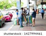 bangkok  thailand  jun 16  2019 ... | Shutterstock . vector #1427994461
