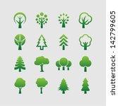 tree | Shutterstock .eps vector #142799605