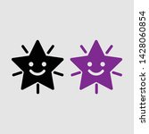 star icon color and black