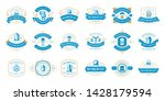 oktoberfest badges and labels... | Shutterstock .eps vector #1428179594