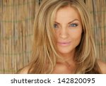 close up portrait of a... | Shutterstock . vector #142820095