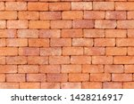 vintage brick wall and... | Shutterstock . vector #1428216917