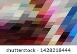 geometric design. colorful...   Shutterstock .eps vector #1428218444