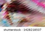 geometric design. colorful...   Shutterstock .eps vector #1428218537