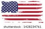 grunge united states of america ... | Shutterstock .eps vector #1428234761