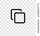 copy icon from miscellaneous...   Shutterstock .eps vector #1428245771