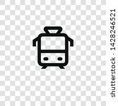 tram icon from miscellaneous...   Shutterstock .eps vector #1428246521