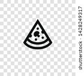 pizza icon from miscellaneous... | Shutterstock .eps vector #1428249317