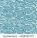 seamless abstract pattern....   Shutterstock .eps vector #1428331727