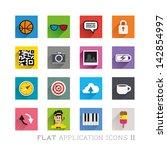 flat icon designs  ...