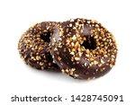 delicious fresh chocolate...   Shutterstock . vector #1428745091