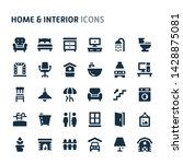 Simple Bold Vector Icons...