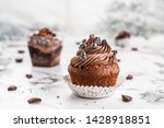 Cupcakes Or Muffins With...