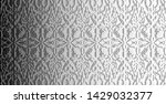 black and white relief convex...   Shutterstock . vector #1429032377