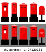 Vector Post Box   Mail Box  ...