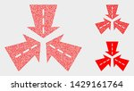 dot and mosaic triple roads...   Shutterstock .eps vector #1429161764