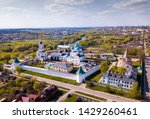 aerial view  of vysotsky ... | Shutterstock . vector #1429260461