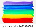 abstract gradient wallpaper... | Shutterstock . vector #1429326581