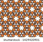 traditional ornamental design....   Shutterstock .eps vector #1429420901