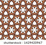 traditional ornamental design....   Shutterstock .eps vector #1429420967