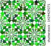 abstract green shades geometric ...   Shutterstock .eps vector #1429429271