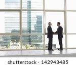 full length side view of... | Shutterstock . vector #142943485