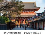 tokyo  japan   november 20 ... | Shutterstock . vector #1429440137