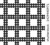 polka dots seamless pattern....   Shutterstock .eps vector #1429440971