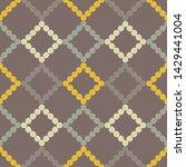 polka dots seamless pattern....   Shutterstock .eps vector #1429441004