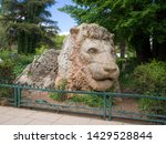Lion Sculpture In Ifrane ...