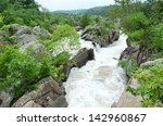 Great Falls Waterfalls In...