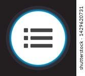menu vector icon . lorem ipsum...