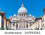 St. Peter's Basilica  Vaticano  ...