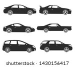 car type and model objects... | Shutterstock .eps vector #1430156417