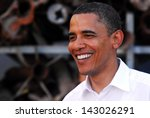 Sderot  Isr   July 23 Barack...