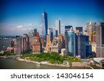 New York. Stunning Helicopter...