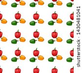 seamless pattern with colored... | Shutterstock .eps vector #1430481041