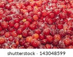 photo of preparation of cherry... | Shutterstock . vector #143048599