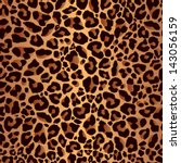 Leopard Pattern  Repeating...