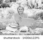 guide starting freelance career.... | Shutterstock . vector #1430612291