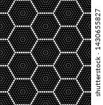 vector seamless texture. modern ... | Shutterstock .eps vector #1430655827