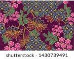 Indonesian Batik Motif  Batik...