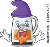 elf tea maker isolated with the ... | Shutterstock .eps vector #1430916074